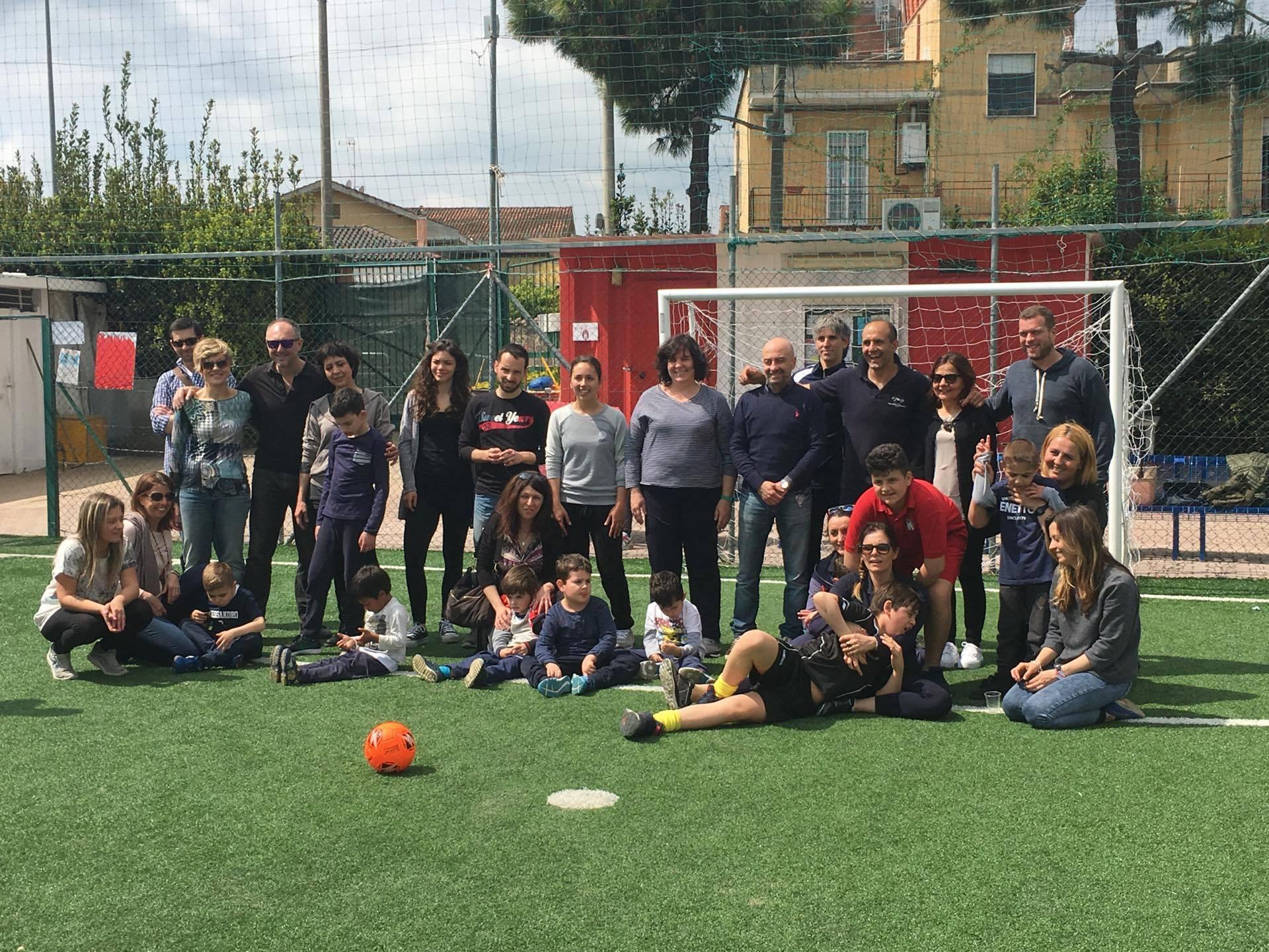 Progetto Sport Autismo Massimina Roma