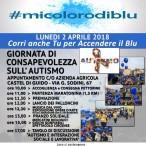 Giornata Mondiale della Consapevolezza sull'Autismo 2018